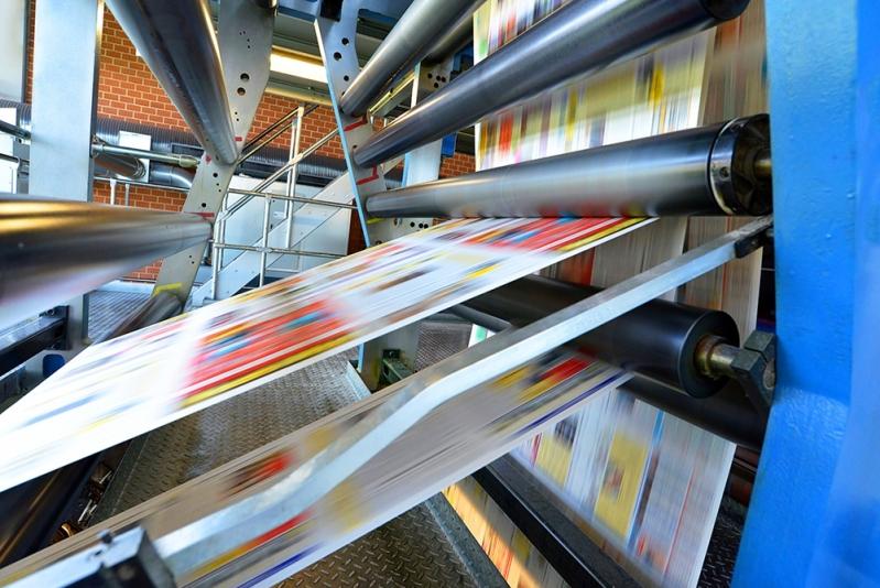 Impressão Digital Offset Cuiabá - Impressão em Offset