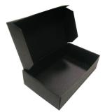 caixa para embalagem preta Butantã