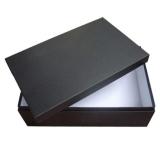 caixa para embalagem preta