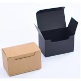embalagem caixa retangular