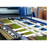 gráfica de máquina flexografia 8 cores Campo Limpo Paulista