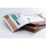 onde faz impressão de catálogos Santa Isabel