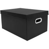 orçamento de caixa para embalagem preta Bauru