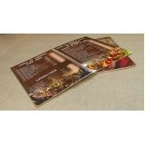 serviço de impressão catálogo de produtos Vila Progredior