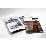 serviço de impressão catálogo grapado Jardim Morumbi