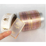 valor de etiqueta metálica adesiva  Fazenda Morumbi